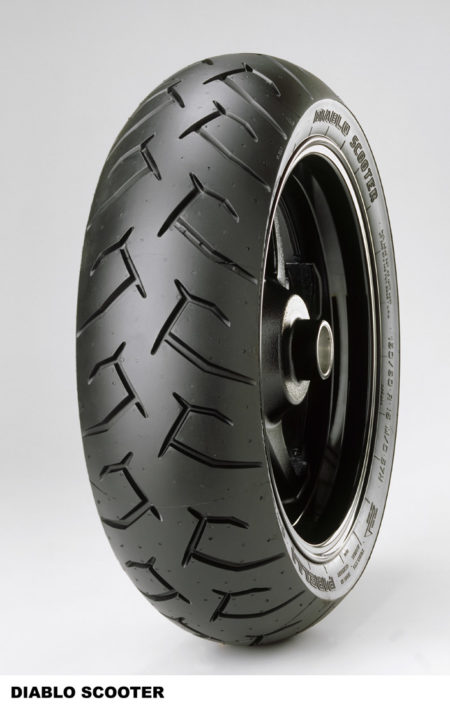 Anvelopa 140/70 - 14 M/C 68S TL Reinf DIABLO SCOOTER 68S TL PIRELLI