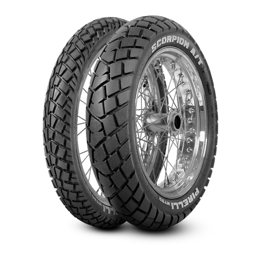 Anvelopa 90/90-21 MT 90 A/T SCORPION 70H TL PIRELLI