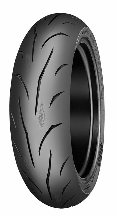 Anvelopa 140/70 R17 66W SPORT FORCE+ TL MITAS