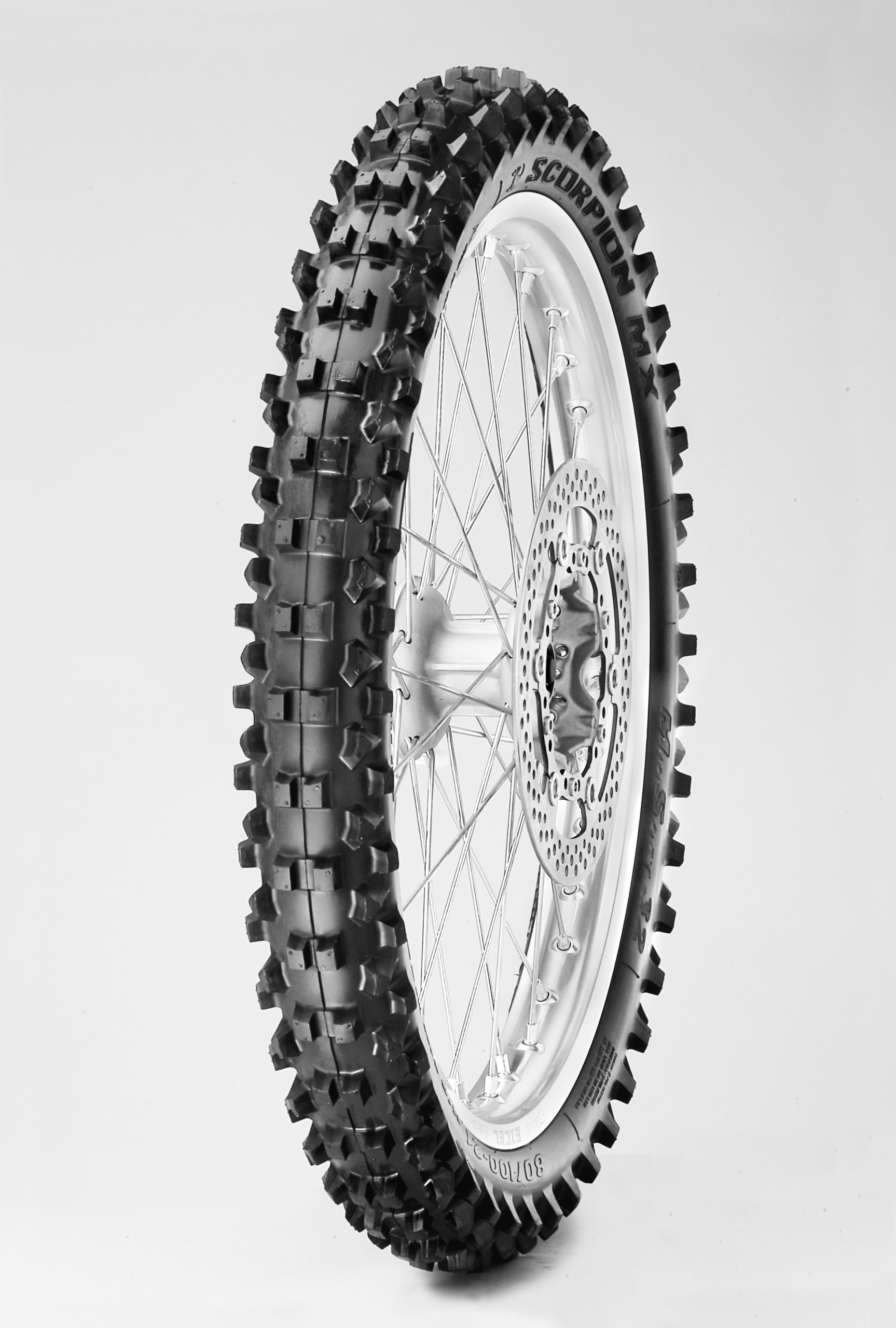 Anvelopa 70/100-19 SCORPION MX32 MID SOFT 29M TT PIRELLI