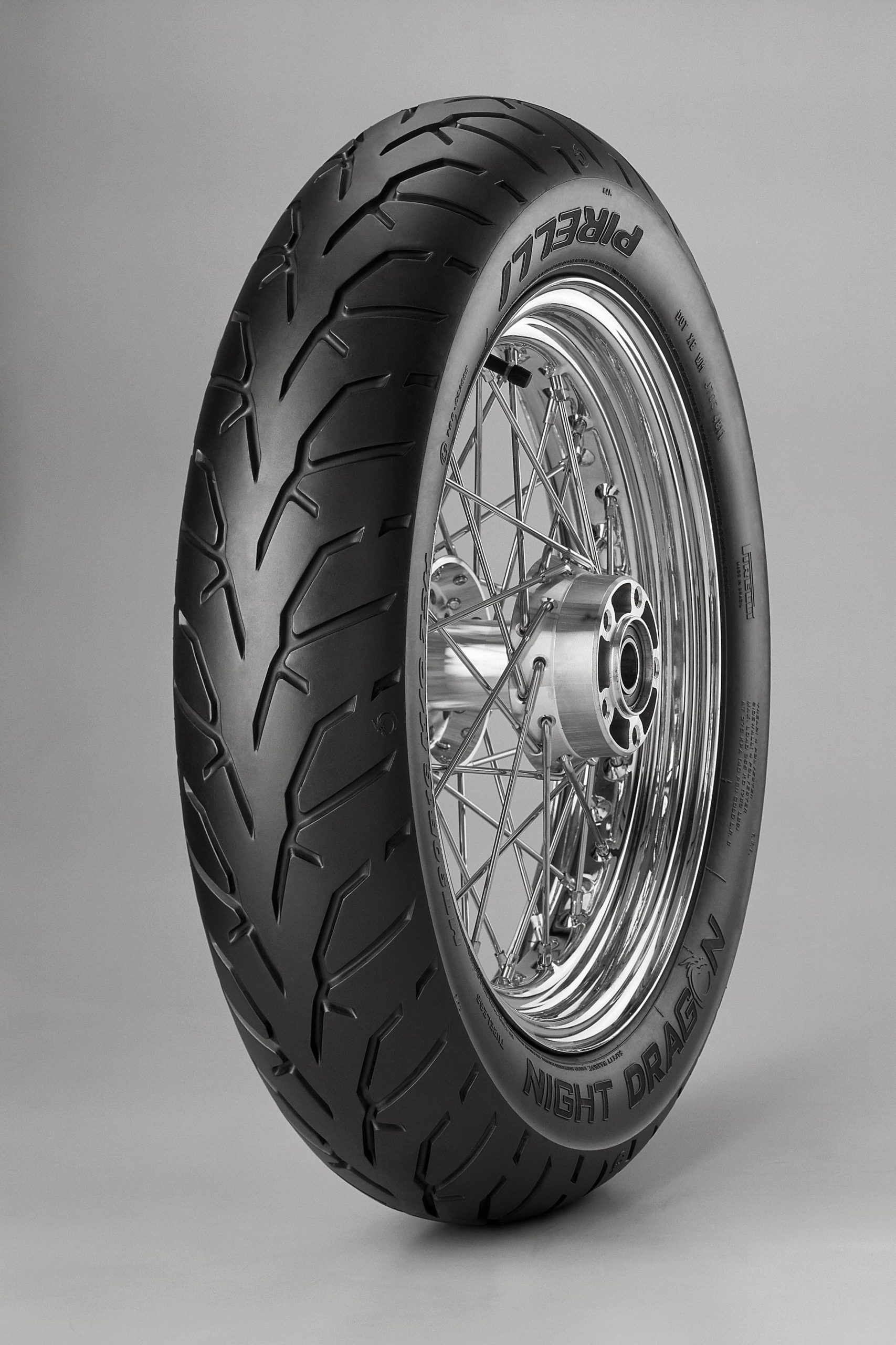 Anvelopa 110/90-19 NIGHT DRAGON 64S TT PIRELLI