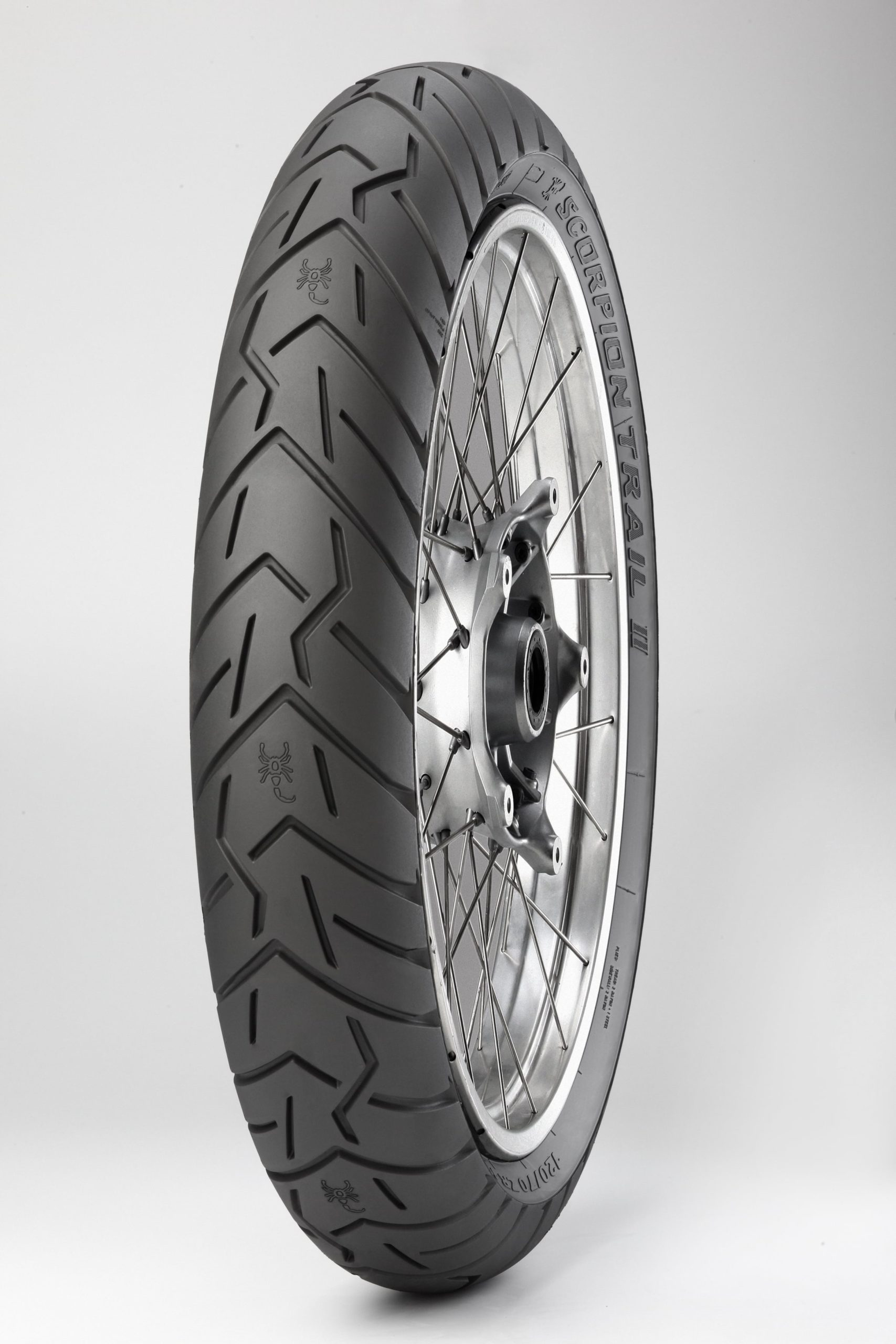 Anvelopa 100/90-19 SCORPION TRAIL II 64S TT PIRELLI