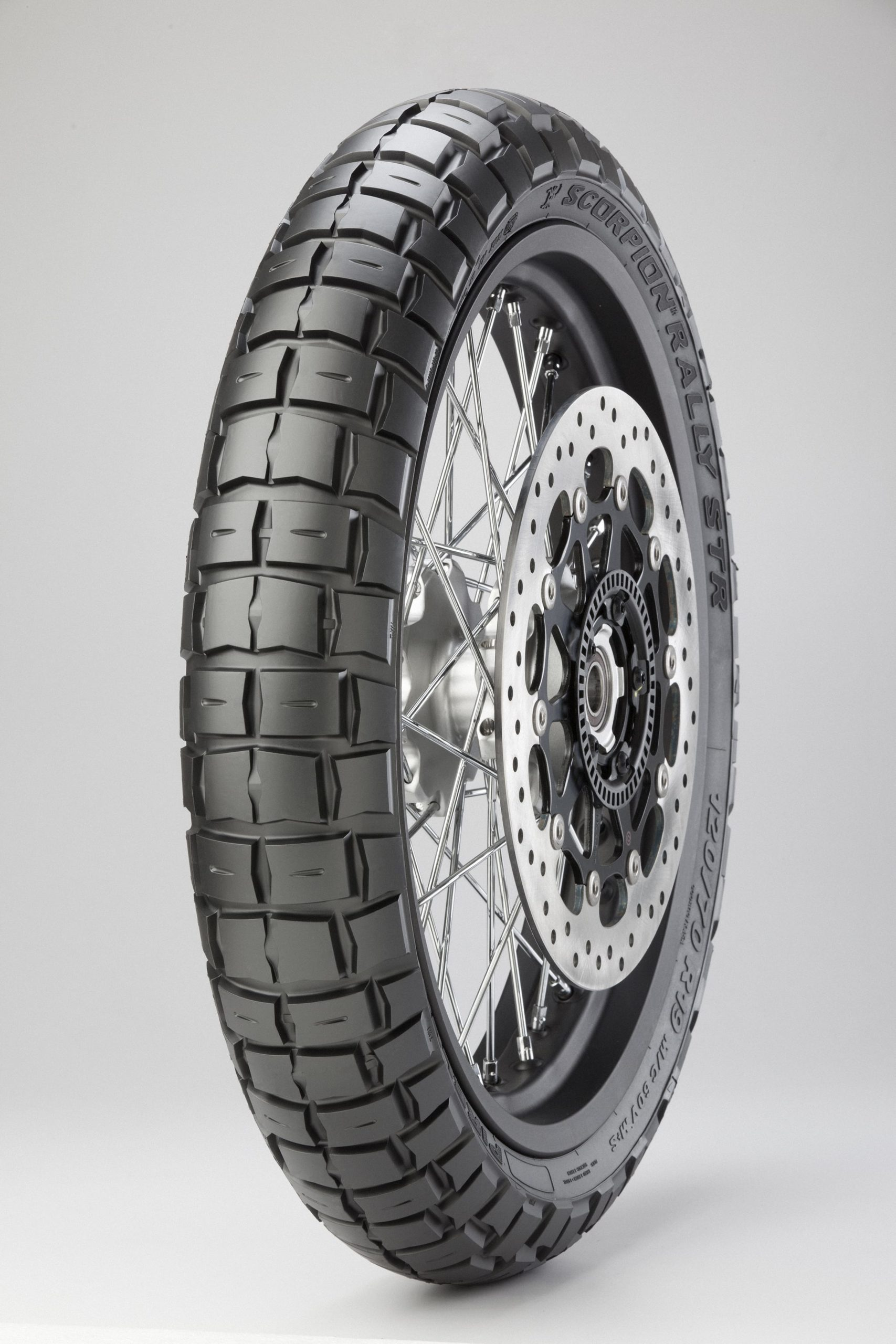 Anvelopa 110/80 R19 SCORPION RALLY STR 68P TT PIRELLI