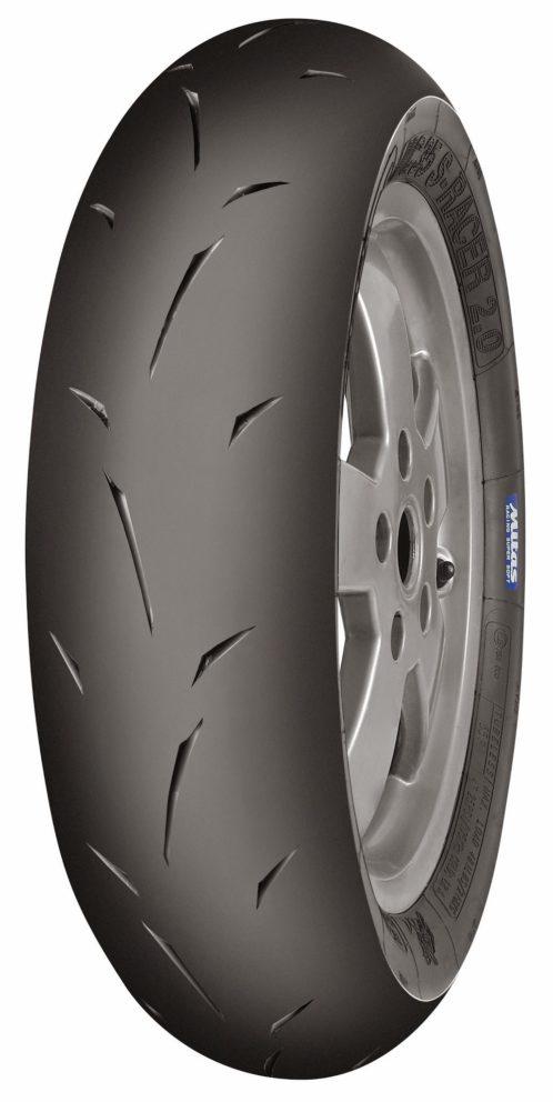 Anvelopa 3.50-10 MC 35 S-RACER 2.0 51P TL MITAS