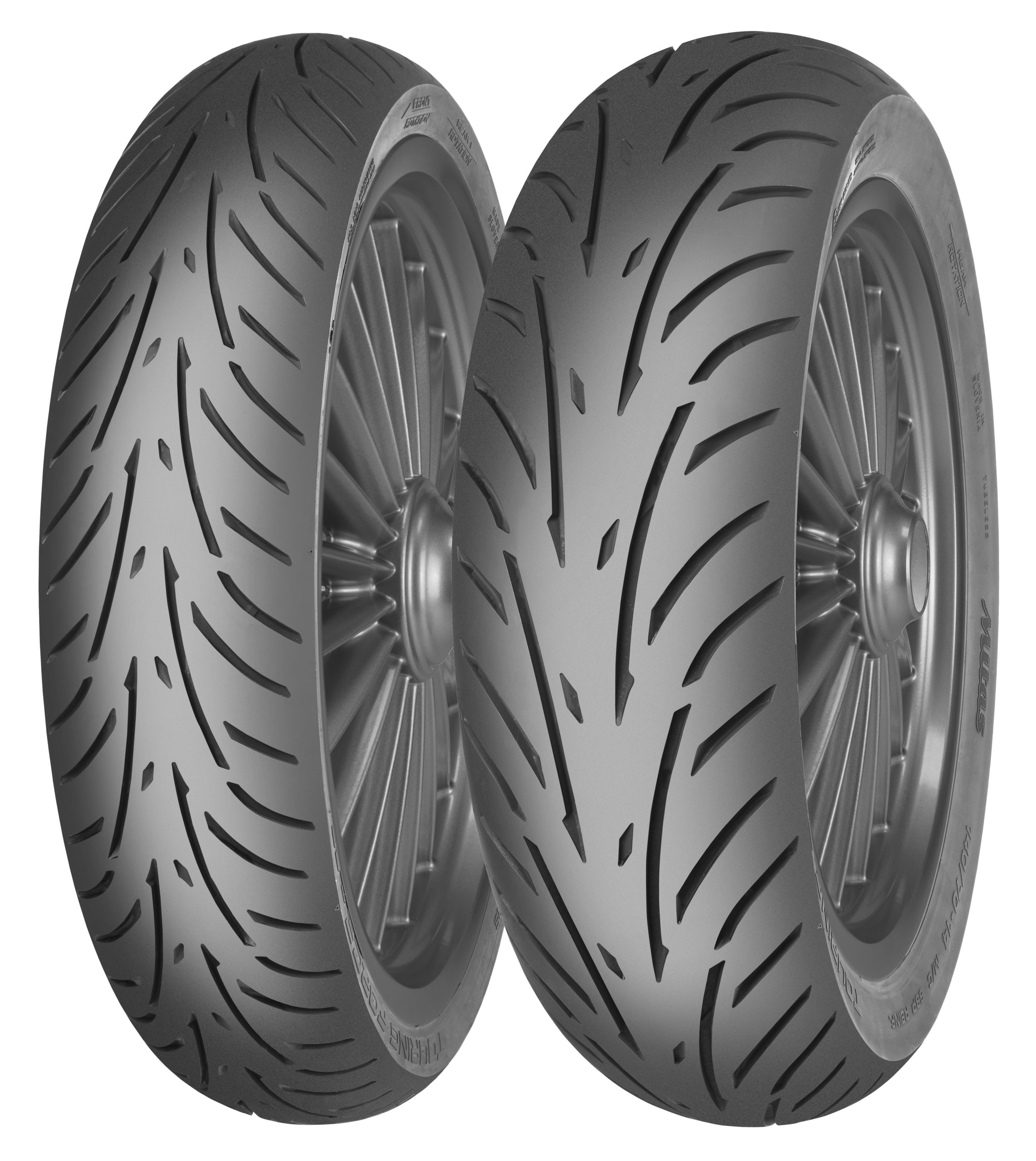 Anvelopa 120/80-14 TOURING FORCE-SC 58S TL MITAS